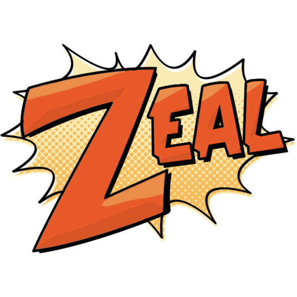 Zeal logo final square