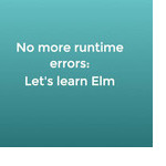 Let's Learn Elm