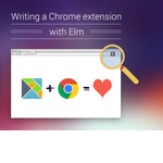 Writing a Chrome extension with Elm