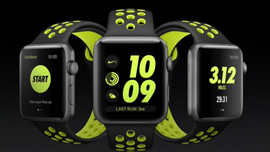 Nike Co-brands Wearable Tech