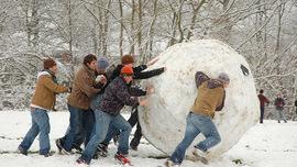 Don't Start Big, Start a Little Snowball