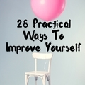 28 Practical Ways To Improve Yourself | BayArt