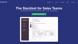 Troops, a Slackbot for Sales, Raises $7M