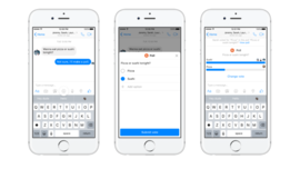 Facebook Messenger Encourages Peer to Peer Payments