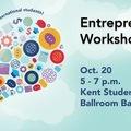 Entrepreneurship Workshop for International Students