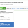 Rebase and merge pull requests · GitHub