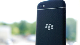 BlackBerry's First Software and Brand Licensing Deal