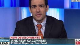 Andrew Kaczynski's BuzzFeed Team Joins CNN