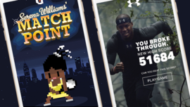 Brands Like Under Armour and Gatorade Are Making Interactive Games