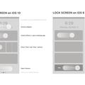 A critical analysis of the iOS 10 lockscreen experience