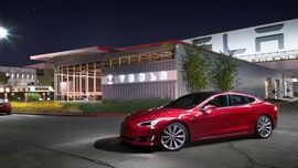 Tesla Increases Lead in U.S.