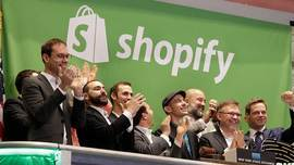 On Shopify's Facebook, Amazon Synergies