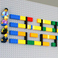 Visualizing Interruptions on a LEGO Wall