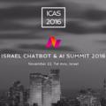 Chatbot Summit in Tel Aviv on Nov 22