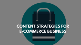 eCommerce Content Strategies for Boosting Sales