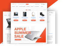 eCommerce Website Case Study