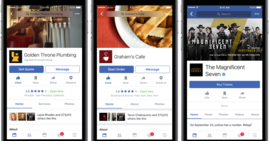 Facebook Embraces eCommerce Utility