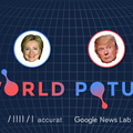 [英] World POTUS by Accurat and Google News Lab