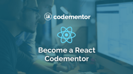 Become a React Codementor / Get Live React Expert Help