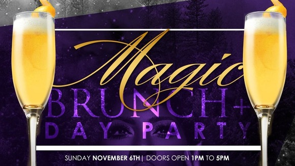 MAGIC: Brunch + Day Party