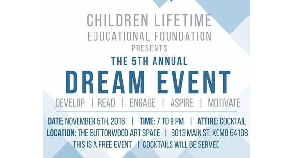 CLTEF's DREAM Cocktail Event