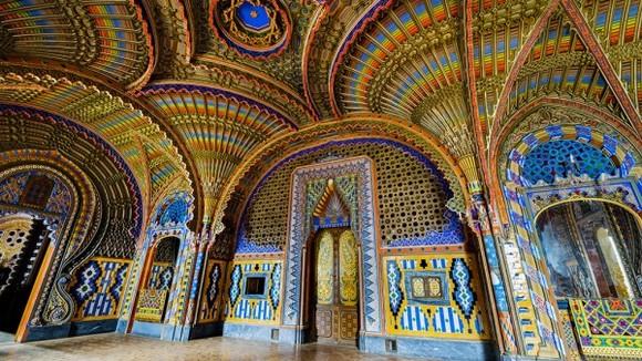 Vergeten schoonheid | Castello di Sammezzano, een sprookje uit 1001 nachten - Italië met Dolcevia.com