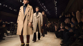 Burberry Points To Digital Growth