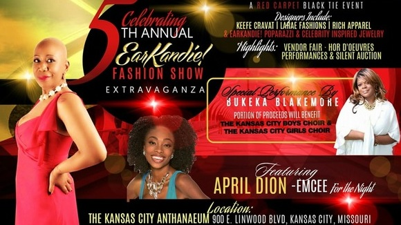 5th Annual Ear Kandie Fashion Show Extravaganza