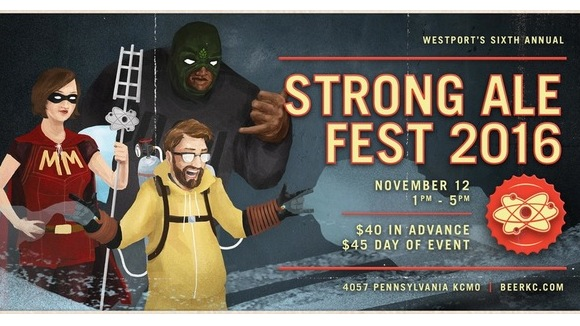 Westport's 6th Annual Strong Ale Festival