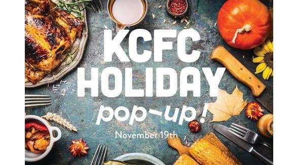 Kansas City Food Circle Holiday Pop Up