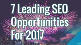 Leading SEO Opportunities For 2017 | Search Engine People
