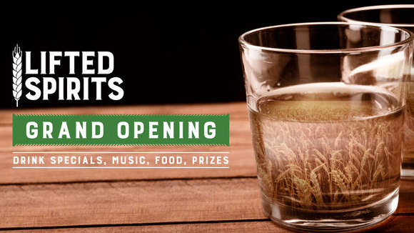 Lifted Spirits Distillery Grand Opening Celebration