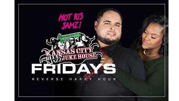 Juke House Fridays Reverse Happy Hour