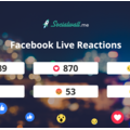 [英] Capture and stream in real-time Facebook Live reactions