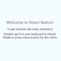 [簡] React Native 調用 ios/android 原生模組學習筆記