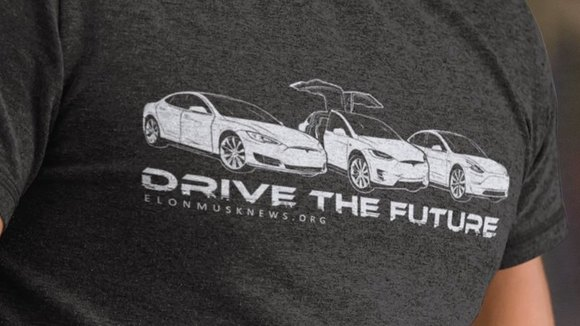 Get Our New 'Drive The Future' Shirt or Hoodie