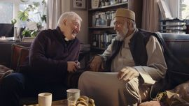 Amazon ad may be first to feature a Muslim cleric