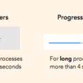 [英] Progress Bars vs. Spinners: When to Use Which - UX Movement