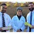 Kent State Students and Professor Invent Insole for Diabetic Patients | Kent State University