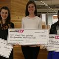 Kent took the top two spots at last week's NEOLaunchNETGirl Power Pitch competition (sponsored by Bad Girl Ventures - Northeast Ohio)!