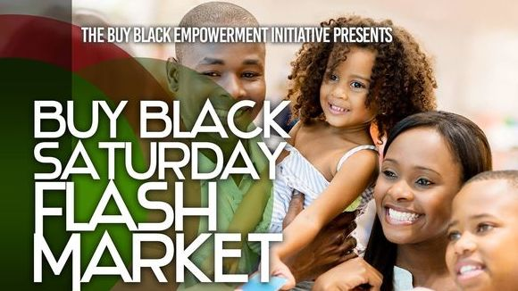 Buy Black Saturday Flash Market