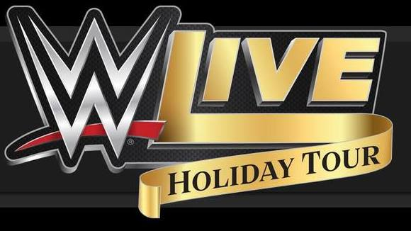 WWE Live Holiday Tour