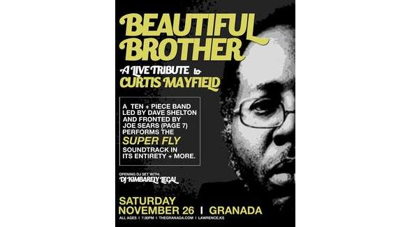 Beautiful Brother - A Live Tribute to Curtis Mayfield