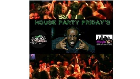 House Party Fridays – The Kansas City Juke House