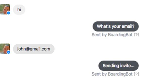 BoardingBot - Send TestFlight invites to beta testers automatically