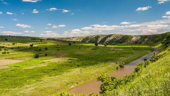 Moldova: The Orhei National Park – from neglect to World Heritage recognition
