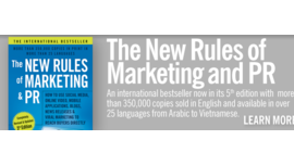OF AND PR MARKETING THE RULES NEW