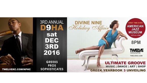 D9 Holiday Affair 4 ROOM Groove