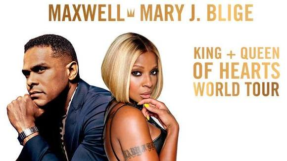 KING + QUEEN OF HEARTS WORLD TOUR