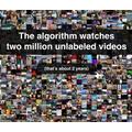 [簡] MIT 人工智能算法披露:我們如何用 200 萬張圖片預見 1.5 秒後的世界?